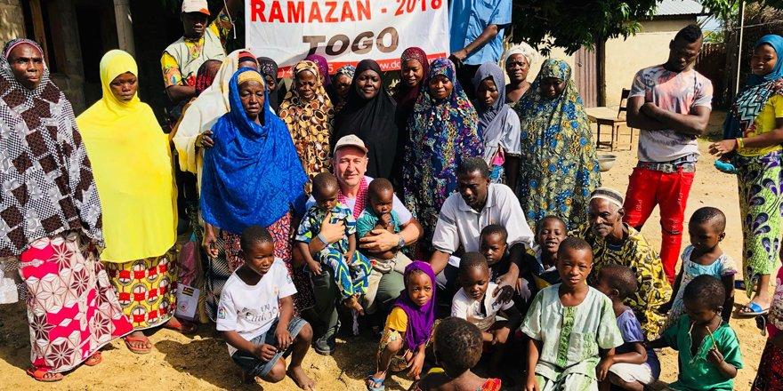 Ramazan bereketiyle binlerce insana ulaşıldı