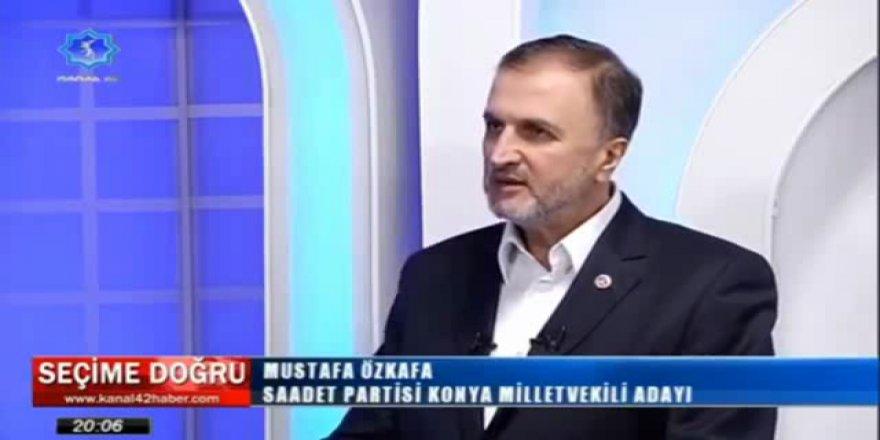 Mustafa Özkafa'dan Gökçek'e: Zaman kaybı