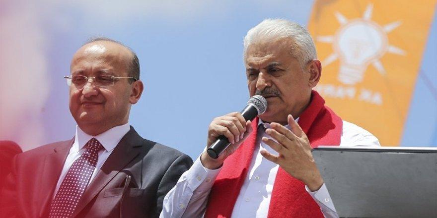 Yıldırım: Millet İttifakı'nın gizli ortağı PKK'dır
