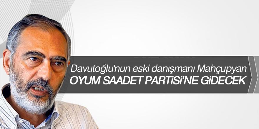 Eski Başbakan danışmanı oyunu açıkladı: Saadet Partisi