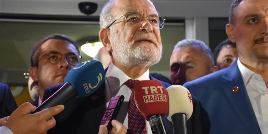 Temel Karamollaoğlu: Daha iyisini beklerdik