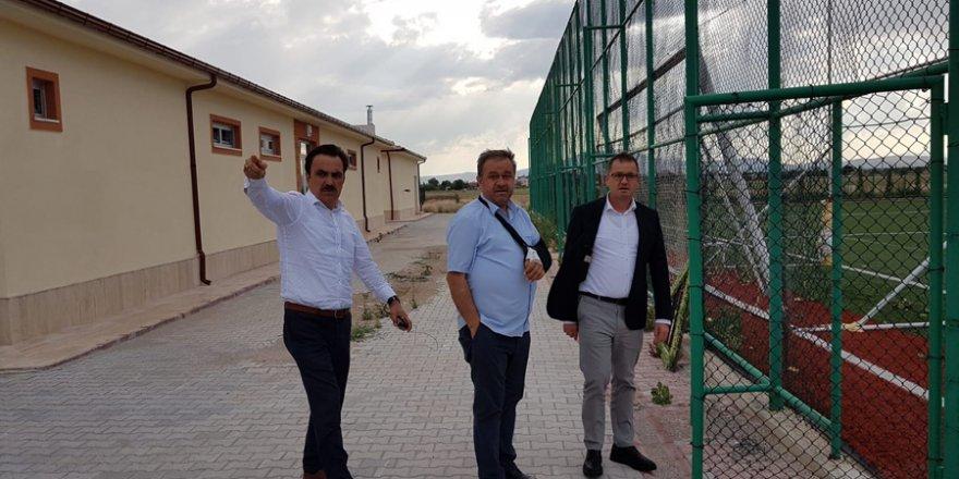 Konyaspor altyapısı için tesis hamlesi