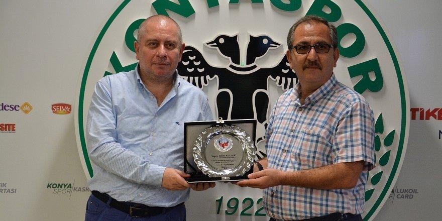 Konyaspor'u marka yapmak istiyoruz