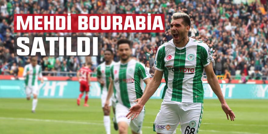 Mehdi Bourabia Sassuolo takımına satıldı