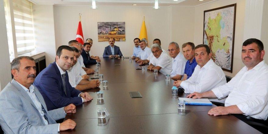 Başkan Altay Konyalı firmaları tebrik etti