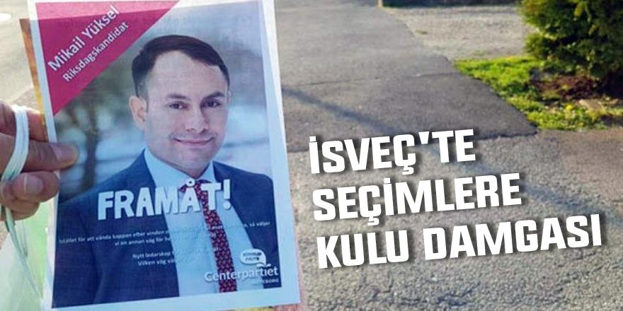 İsveç'teki seçimlerde 3 Kululu yarışacak