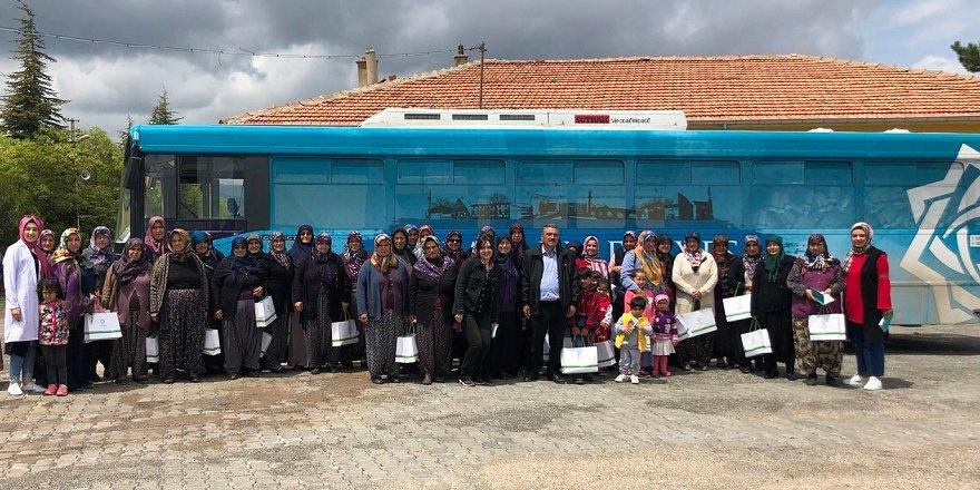 Meram'dan hanımlara kanser taraması hizmeti