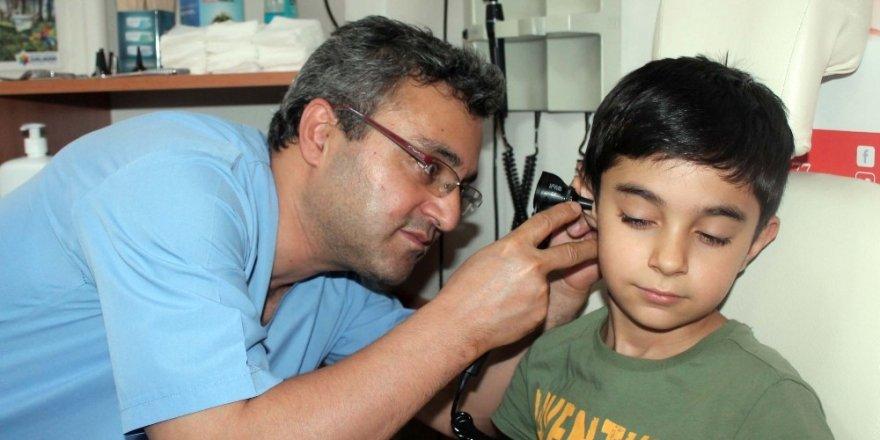 Orta kulak iltihabı ihmale gelmez