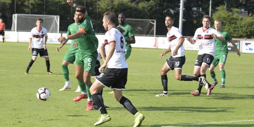 Atiker Konyaspor- RWD Molenbeek: 2-1