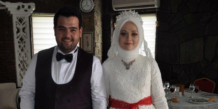 Doğan ailesinin düğün sevinci