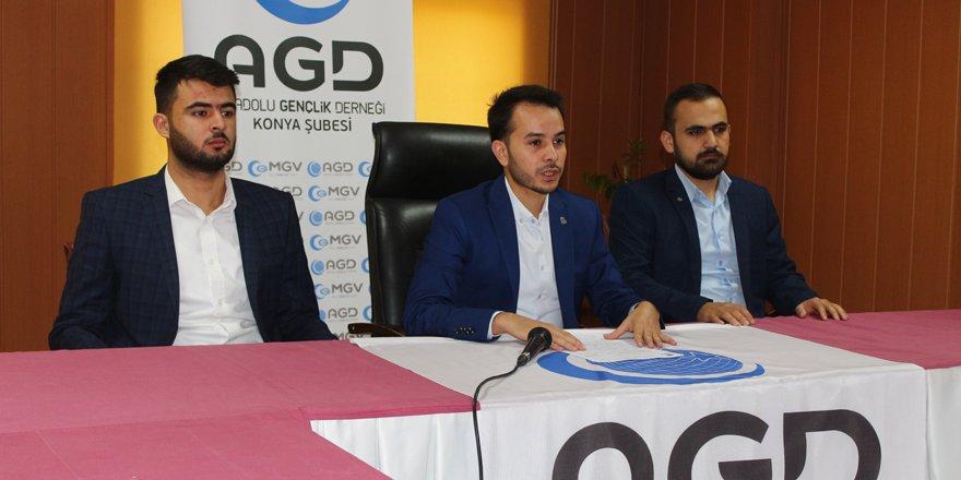 MGV- AGD mezunları Konya'da buluşuyor
