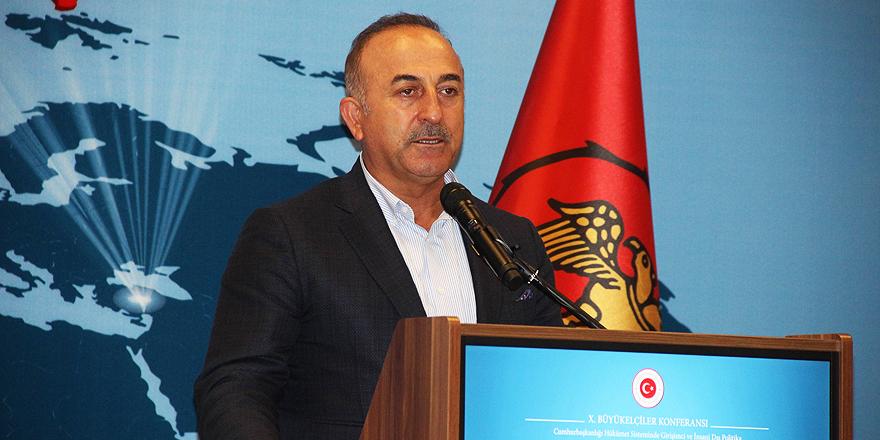 Bakan Çavuşoğlu: Artık Türkiye sahada olduğu kadar masada da güçlü
