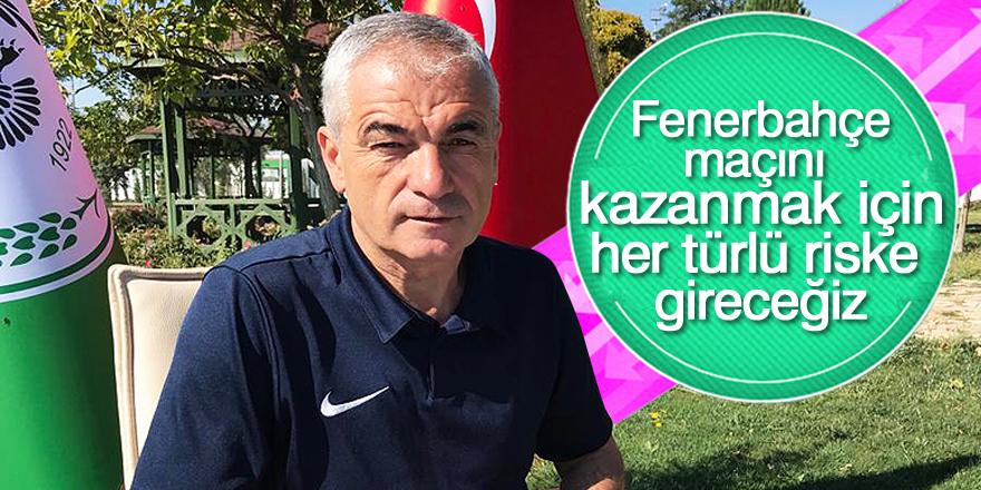 Konyaspor galibiyete odaklandı