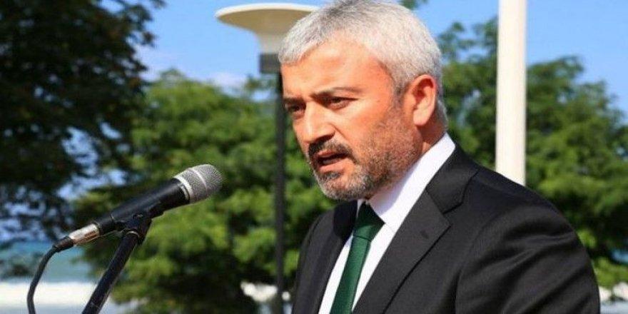 Ordu Belediye Başkanı Yılmaz istifa etti