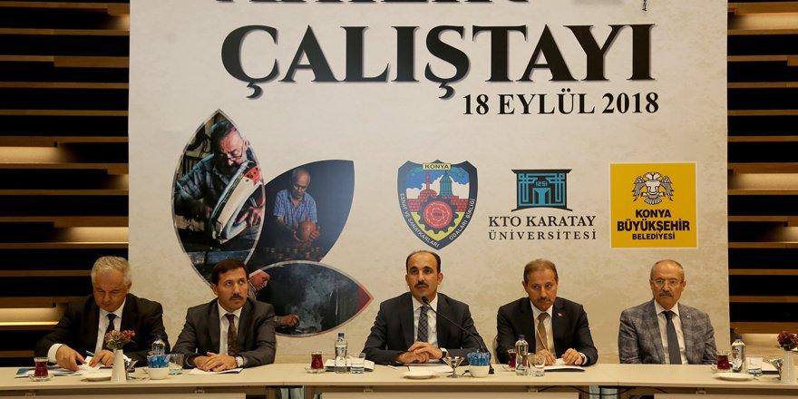 Başkan Altay: Yerli üretelim, yerli tüketelim