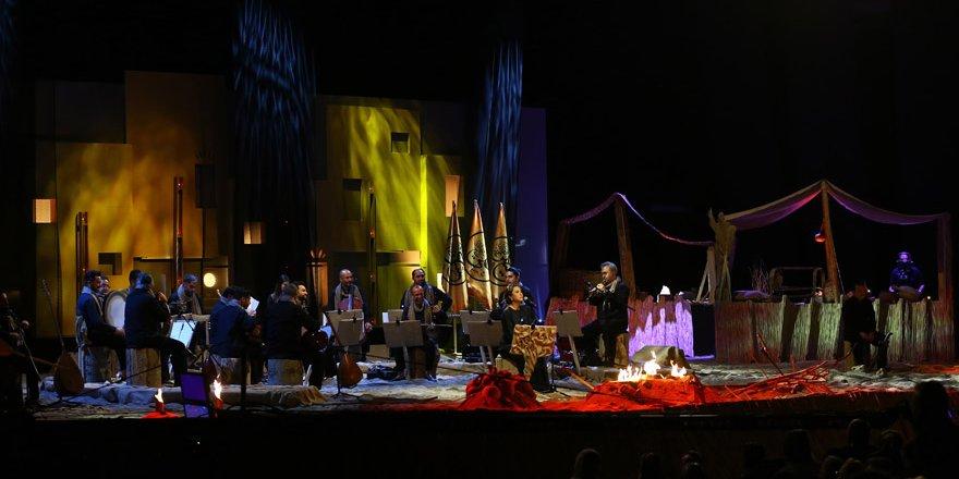 """""""15. Konya Uluslararası Mistik Müzik Festivali"""""""