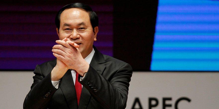 Vietnam Devlet Başkanı Quang, hayatını kaybetti
