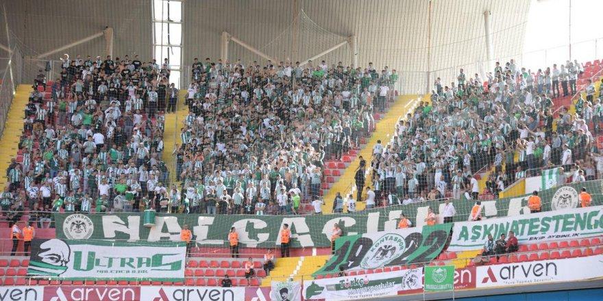 Kayserispor:0 Atiker Konyaspor:2 (MAÇ SONUCU)