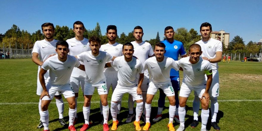 U-21'de seri 6 maça çıktı