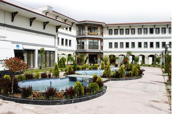 Konya'nın modern tesisi Eczacılar Odası