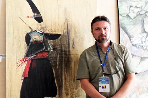 Bosna Gazisi, dervişleri resmetti