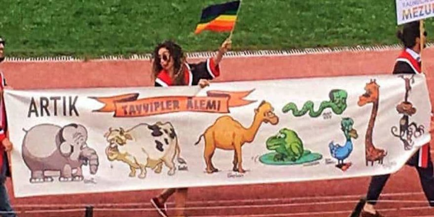 Erdoğan, 'Tayyipler Âlemi' pankartı açan ODTÜ'lü öğrencileri çaya davet etti