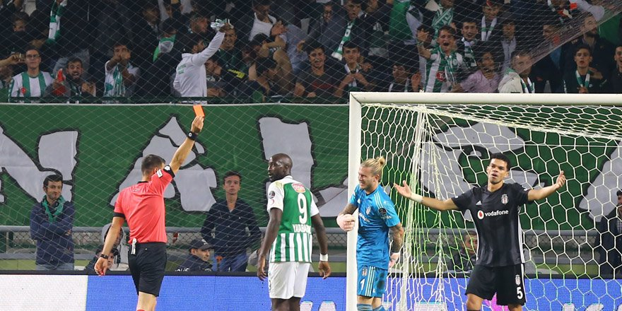 Konyaspor ve Beşiktaş PFDK'ya sevk edildi