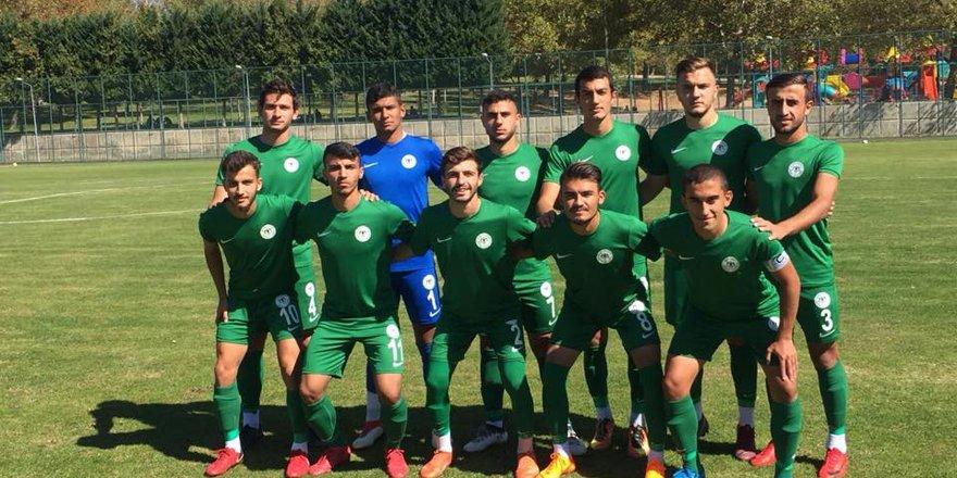 U21 maçının faturası Konyaspor'a kesildi