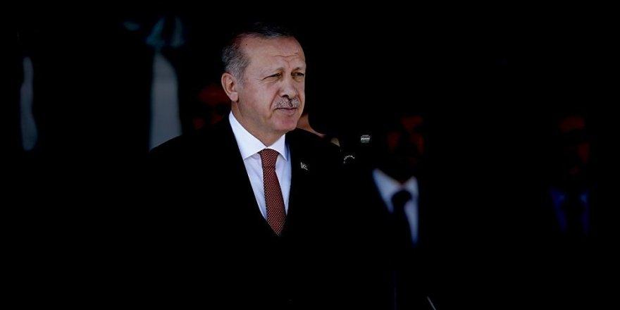 Erdoğan'dan Fırat'ın doğusuna operasyon mesajı