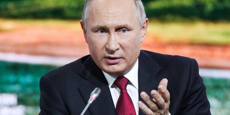 Rusların yüzde 64.6'sı Putin'in icraatlarından memnun