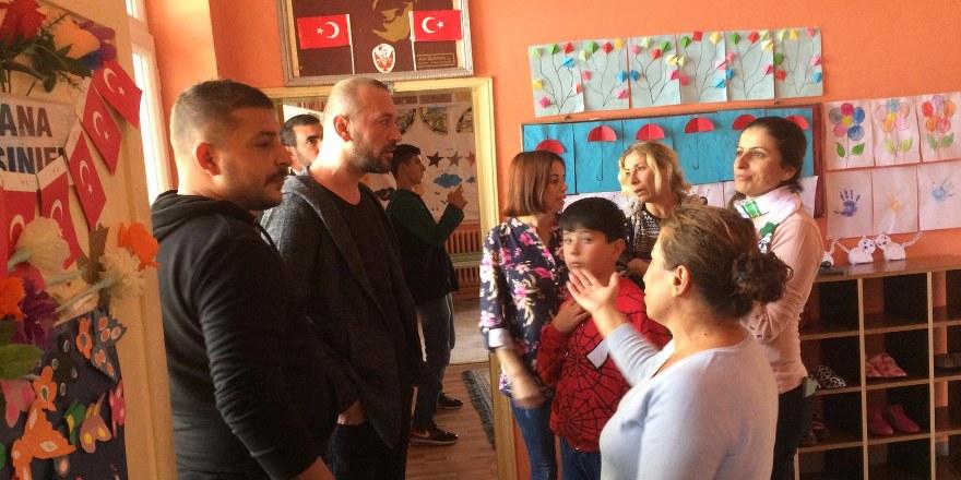 Konyasporlu taraftarlardan anlamlı yardım