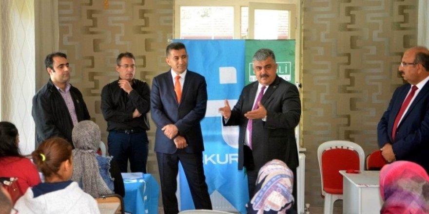 Ereğli'de girişimcilik kursu başladı