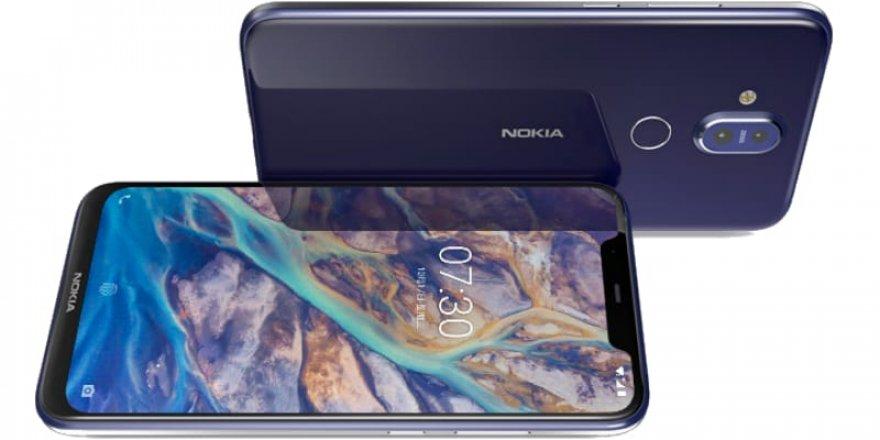 Nokia'nın merakla beklenen yeni telefonu x7 tanıtıldı!