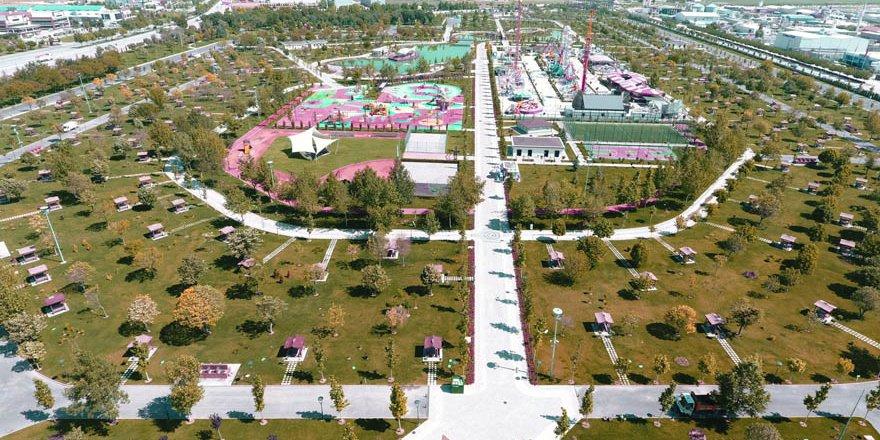 Karatay'da yeşil alanlar kışa hazırlanıyor