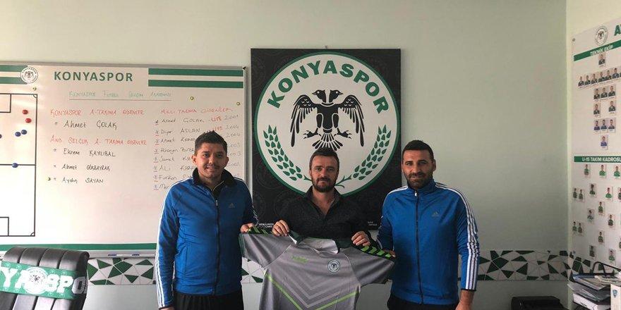 Atiker Konyaspor futbol okulu Burdur'da