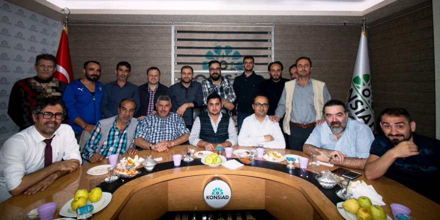 Mücahit Enes Turbil'e veda gecesi düzenlendi