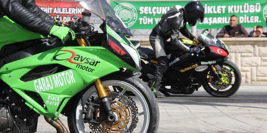 Motodrag Şampiyonası Konya'da