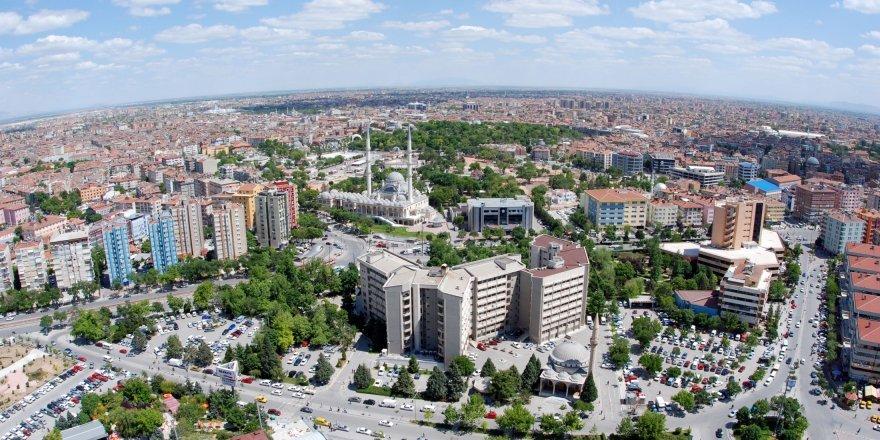 Konya en medyatik 10. şehir