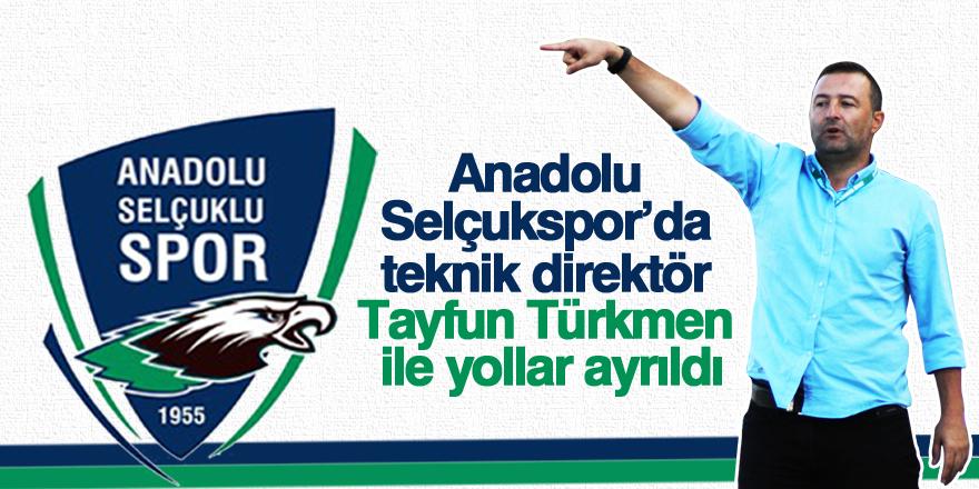 Tayfun Türkmen istifa etti