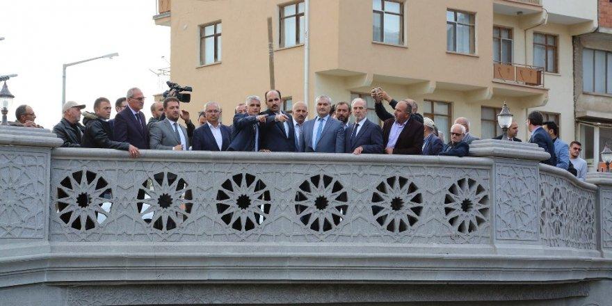 Başkan Altay: İlçelerimizin cazibesi gün geçtikçe artıyor