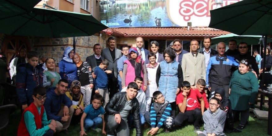 Seydişehir'de polis öğrenci buluşması
