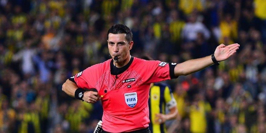 Süper Lig'de 12. hafta hakemleri açıklandı!