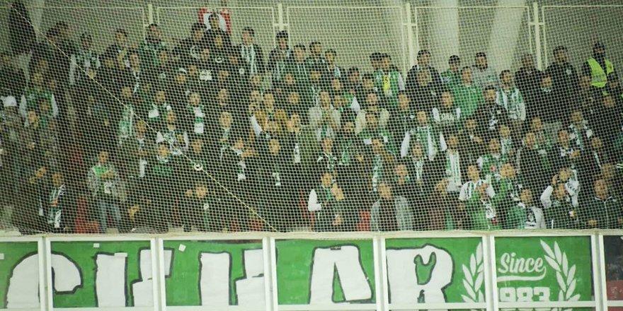Konyaspor taraftara  teşekkür etti