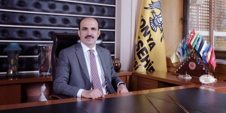 Başkan Altay, Dünya Belediyeler Birliği Eş Başkanlığına seçildi