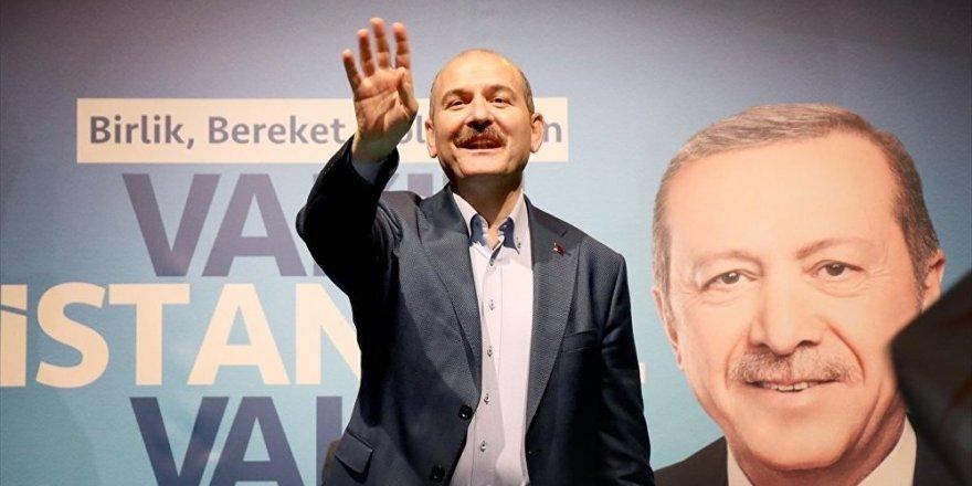 'Süleyman Soylu, İstanbul'u istiyor'
