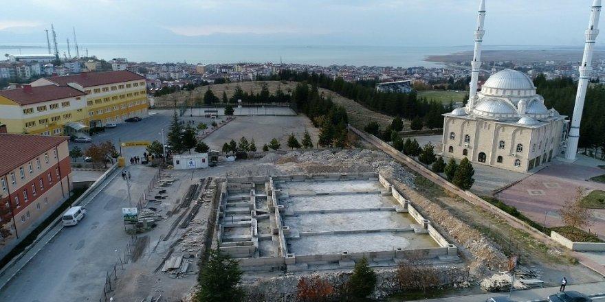Beyşehir'e 2 milyon liralık yeni spor yatırımı