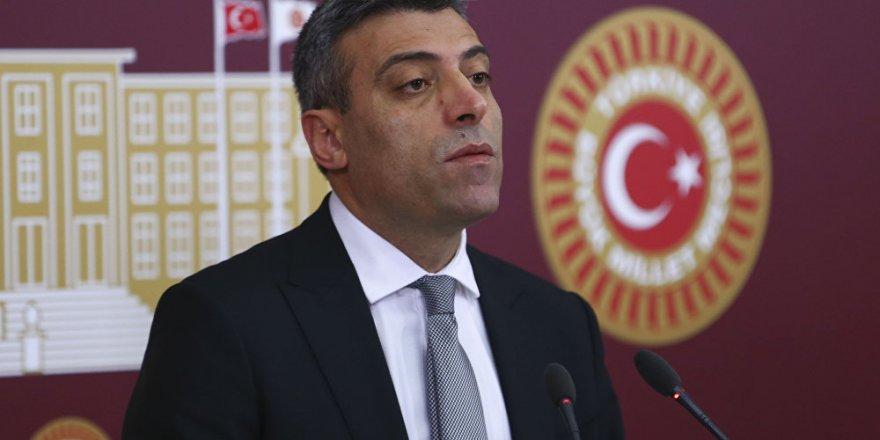 CHP'den Öztürk Yılmaz'a ret