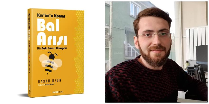 Eğitimci Yazar Hasan Uzun 6. kitabını çıkardı