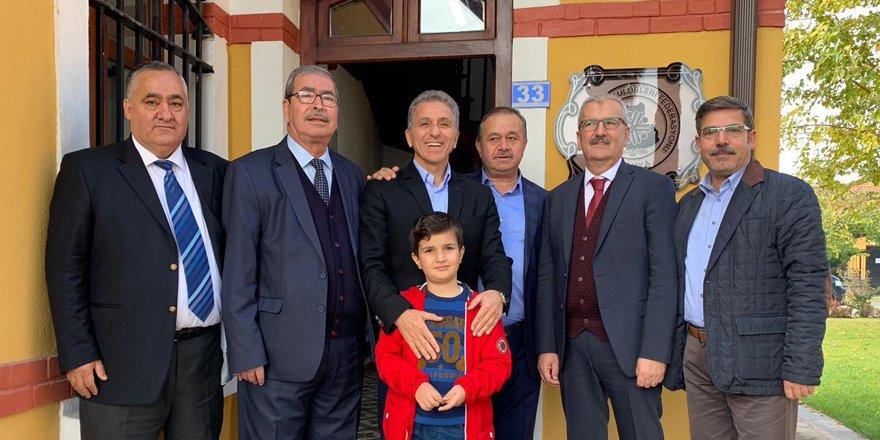 ASKF'nin yeni Amatör Evi açıldı