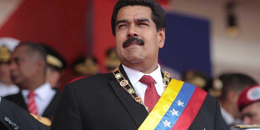 Venezüella Devlet Başkanı Maduro: Diktatör değil mütevazıyım